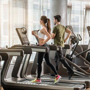 Fitnessräume